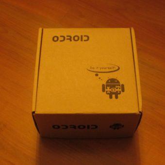 caja odroid u3