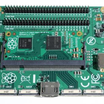 Raspbery pi + Board