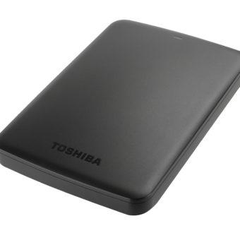 Toshiba Canvio Basics - Disco duro externo de 500 GB