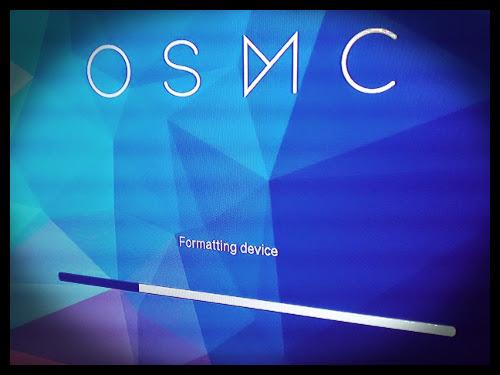 OSMC-media-center