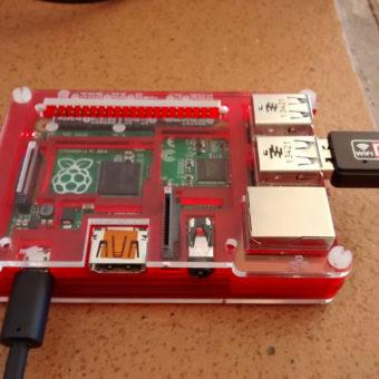 wifi ra7601 raspberry