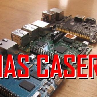 NAS caseros : Raspberry Pi 2 vs otras opciones