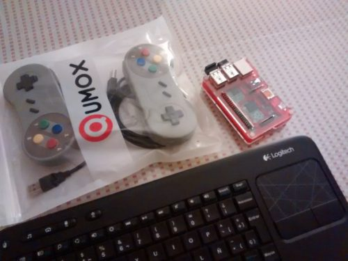 raspberry pi emulador retro