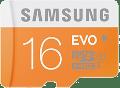 tarjetas microSD Samsung EVO 16GB UHS-I