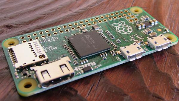 Raspberry Pi 2017