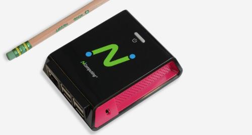 NComputing RX300 el cliente ligero basado en Raspberry Pi 3