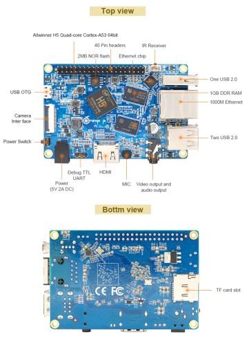 Orange Pi PC 2