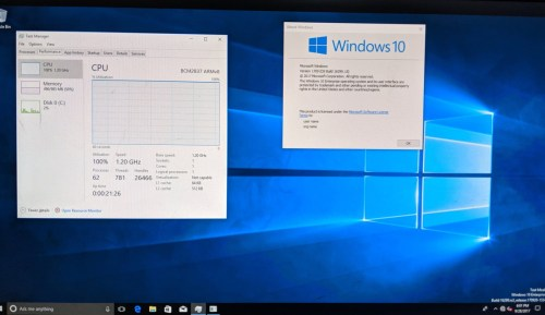 Windows 10 S Raspberry Pi 3