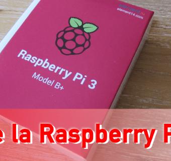 Sobre la Raspberry Pi 3 B+