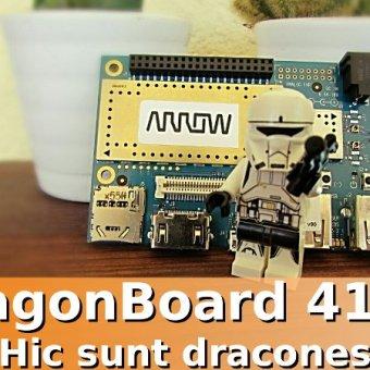 Probando la DragonBoard 410c
