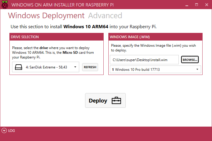 woa installer windows 10 arm