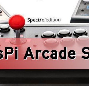 RasPi Arcade Stick