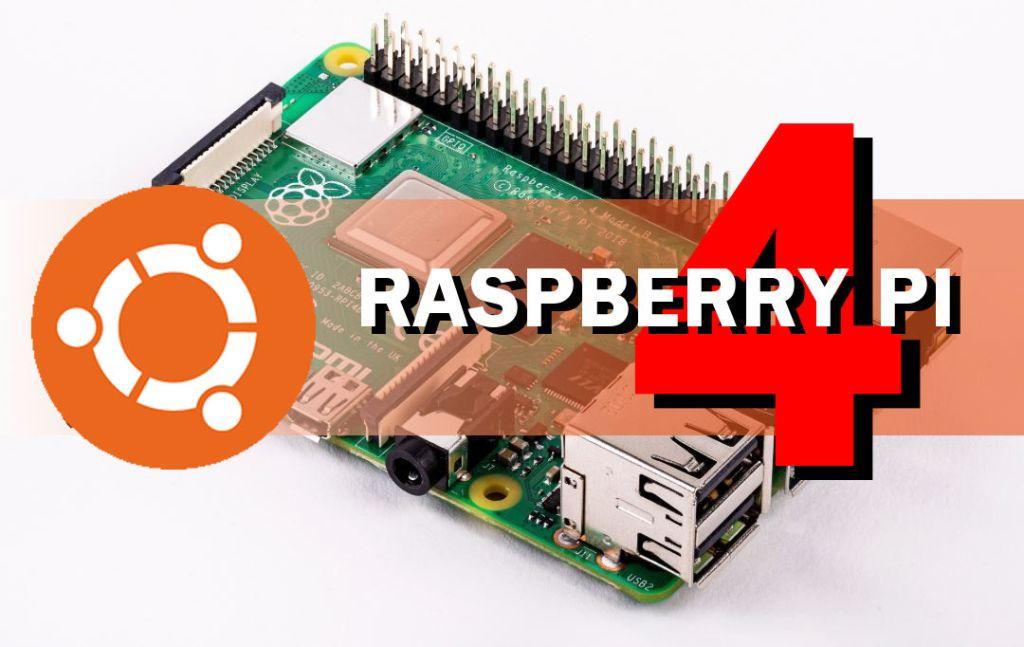ubuntu raspberry pi 4