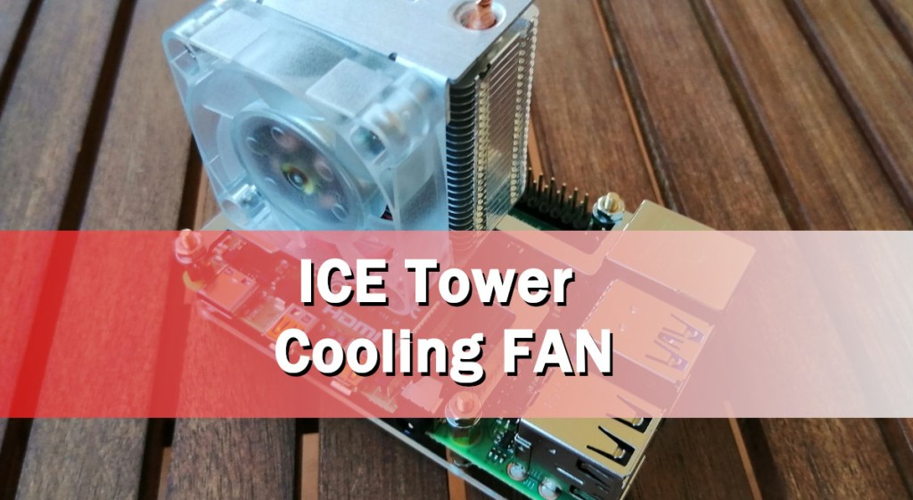 ICE Tower Cooling FAN