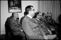 Militari e Ufficiali intervenuti alla Cerimonia di presentazione del Calendesercito 2013. Foto di Antonio Conte