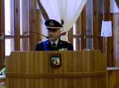 Il Ten.Col. Marcello Tudda ph. Valentina Cosco