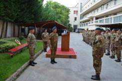 Visita del Gen. C.A. Bernardini alla Brigata Pinerolo