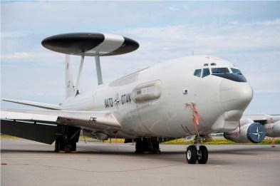 UV14 - Un velivolo AWACS NATO