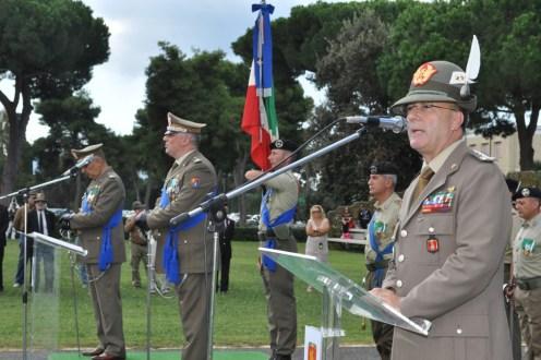 Allocuzione del Comandante delle FOTER genarale Primicerj