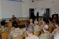 incontro con personale in servizio