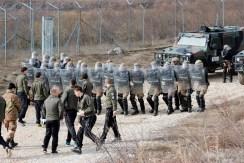 Militari italiani alla esercitazione Field Security Operation