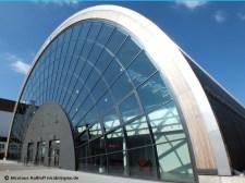 Erweiterungsbau der Stadthalle Bielefeld