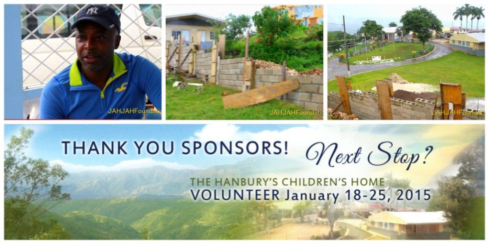 JAHJAH Foundation, Hanbury Childrens HOme Collage