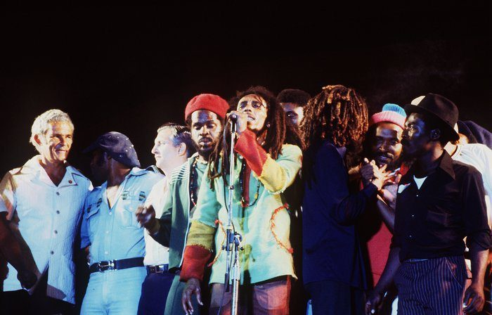 bob marley peace concert one love