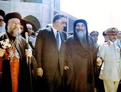 Pope Kyrillos VI at Addis Ababa rastafari tv2