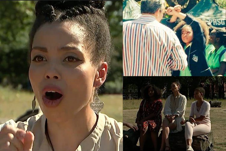 south africa student protest natural hair