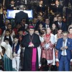 """Tradicionalni svečani koncert """"Božić u Ciboni"""" održan je na blagdan svetog Stjepana, 26. prosinca u Košarkaškom centru Dražen Petrović u Zagrebu."""