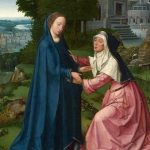Susret Marije i Elizabete