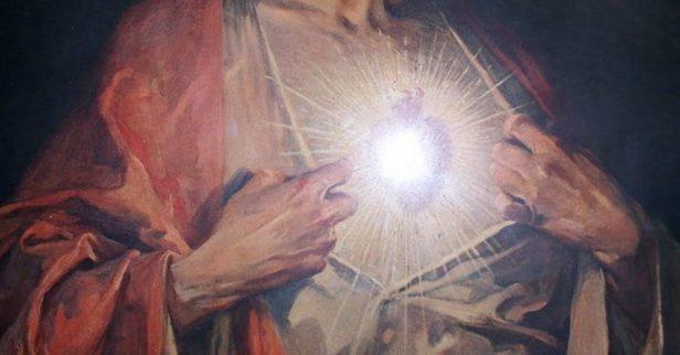 Presvetom Srcu Isusovu, kopljem probodenom