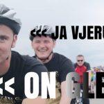 Dvojica prijatelja, jedan koji vidi i drugi koji vjeruje, biciklom iz Osijeka krenuli za Međugorje