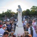 Gospa vidjelici Mariji u Međugorju: Molite, radite i svjedočite za Božje Kraljevstvo cijelom svijetu