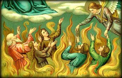 DEVETNICA ZA DUŠE U ČISTILIŠTU | Rastimo u Gospodinu