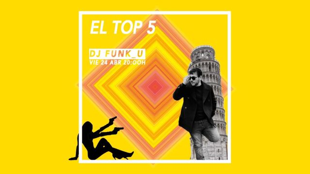 funk_u  top 5portada artwork