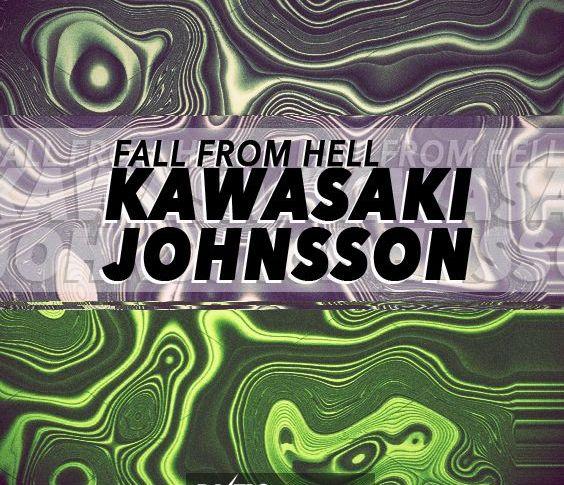 Kawasaki Johnsson Release artwork