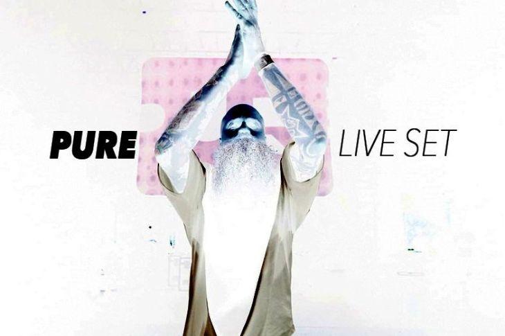 pure en rastro live live set