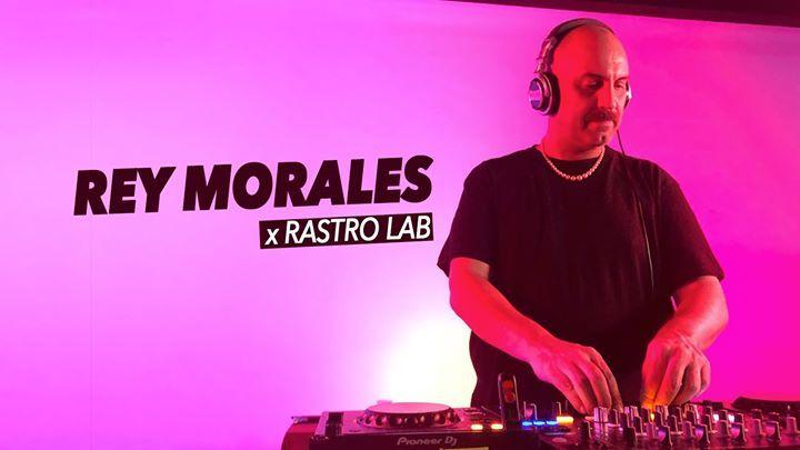 Rey Morales Profile foto @ rastro Lab