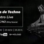 Alma de Techno x Rastro Live con NC/NO