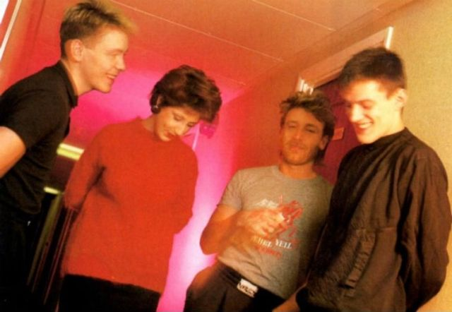 New order band blue monday