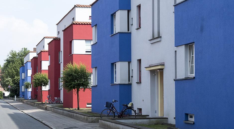 Wir arbeiten auch zusammen – Neuer Wohnungsbau.