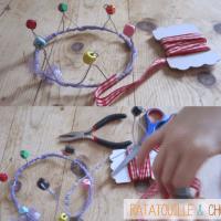 DIY #13 : la couronne de princesse pour l'Epiphanie