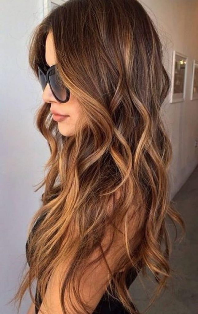 Hair Dyeing Trends in Autumn 11