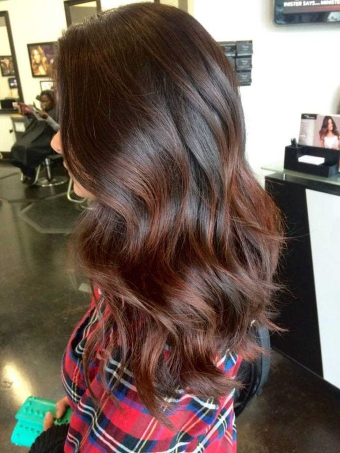 Hair Dyeing Trends in Autumn 12
