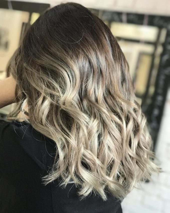 Hair Dyeing Trends in Autumn 16
