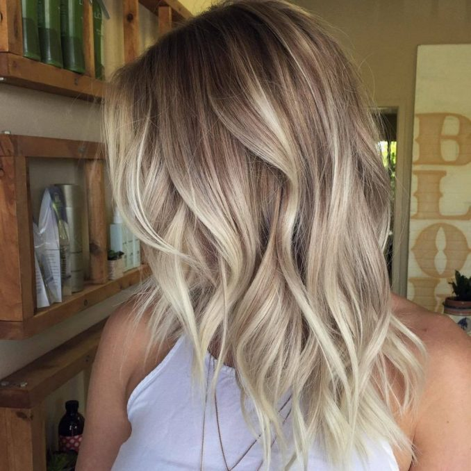 Hair Dyeing Trends in Autumn 18