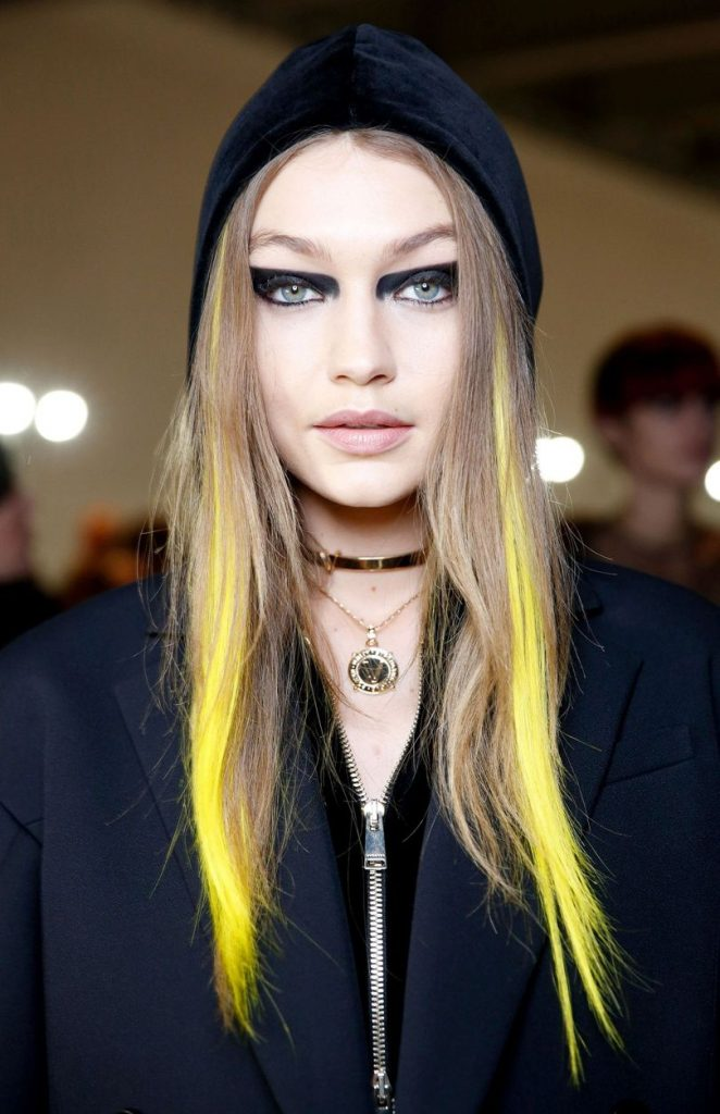 Hair Dyeing Trends in Autumn 7