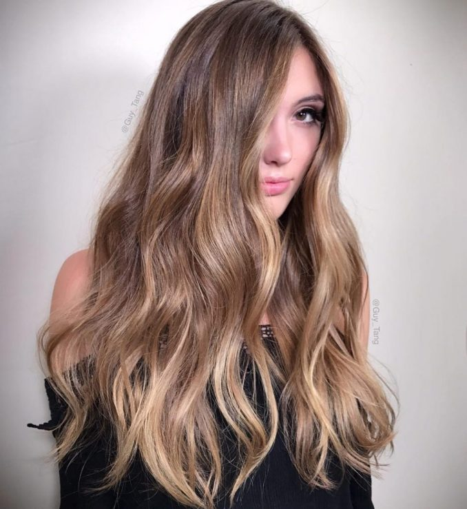 Hair Dyeing Trends in Autumn 6
